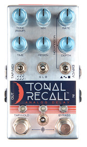 Chase Bliss Tonal Recall Analog Delay