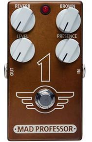 Mad Proffessor 1 OD Reverb guitar pedal