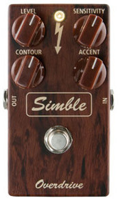 Mad Professor Simple Overdrive Guitar Pedal
