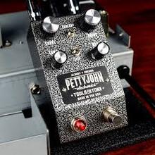 Pettyjohn Iron Guitar Pedal of Overdrive