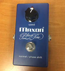 Maxon PT999 Phase Shifter Guitar Pedal