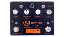 Empress 10th Anniversary Tremolo2 Guitar Pedal