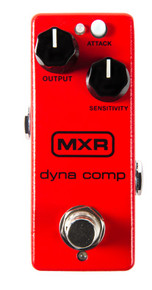 MXR Mini Dyna-Comp Compressor Guitar Pedal