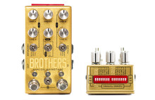 Chase Bliss Audio Brother Boost Fuzz Drive