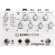 Empress Echosystem Guitar Pedal