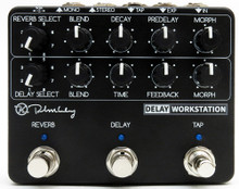 Keeley Delay Workstation  Reverb, Delay Echo Tape Guitar Pedal