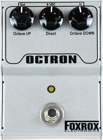Foxrox Octron guitar pedal