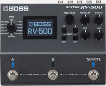 Boss RV-500 Reverb Guitar Multi Pedal