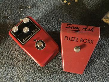 Tru-Fi Sammy Fuzz re-creation of the Sam Ash Fuzz