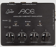 Suhr A.C.E. Guitar Load Box Analog Analog Cabinet Simulator