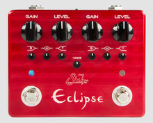 Suhr Eclipse Guitar Overdrive Distortion Pedal