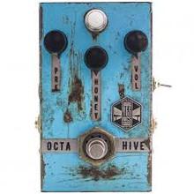 Beetronics OctaHive Octave Tychobrae Guitar Pedal