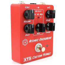 XTS Custom Pedal Atomic Overdrive