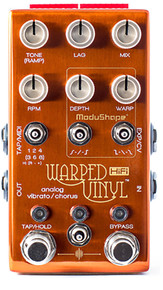 Chase Bliss Warped Vinyl HI FI Pedal NEW