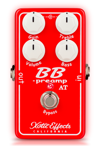 BB PREAMP 2017 ANDY TIMMONS EDITION GUITAR PEDAL