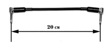 Pete Cornish 20cm Angle Angle Links Pedal Cable