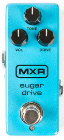 MXR M294 Sugar Drive Overdrive/Boost Guitar Pedal