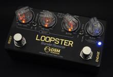 DSM LOOPSTER BLENDER / BOOSTER Guitar Pedal