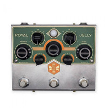 Beetronics Royal Jelly Fuzz/Overdrive Guitar Pedal