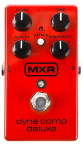 MXR® Dyna Comp Deluxe Guitar Compressor Effect Pedal