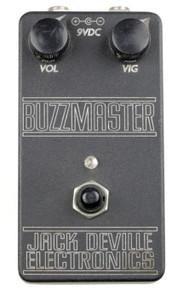 Jack Deville Electronics Buzzmaster Fuzz Guitar Pedal