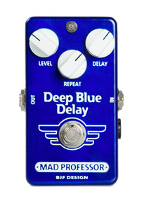 Mad Professor Deep Blue Delay HW