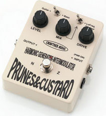 Crowther Prunes and Custard Harmonic Generator Intermodulator