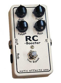 Xotic RC Booster
