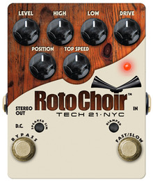 Tech 21 Roto Choir