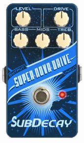 Subdecay Super Nova Drive