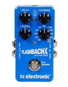 TC Electronic TonePrint Flashback Delay and Looper