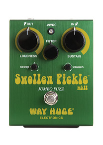 Way Huge Swollen Pickle MKII Jumbo Fuzz