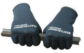 Solution Neoprene Paddle Gloves