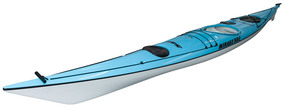 Mirage 582 fibreglass