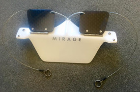 Mirage LD Plate - Carbon reinforced
