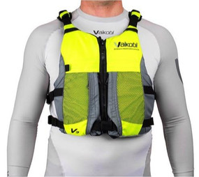 Vaikobi PFD Ocean Racing Hi-Vis Yellow (V3)