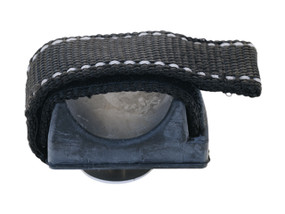Kajak-Sport innovative grips for self-rescue with paddle float.