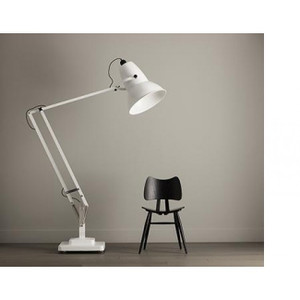 Anglepoise Giant 1227 Floor Lamp in Alpine White