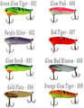 B3 Blade Baits from B Fish N Tackle