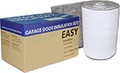 Residential Garage Door Insulation Kit