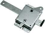Locking Side Latch Mechanism