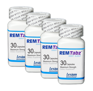 RemTabz Sleep Aid - 4 bottles