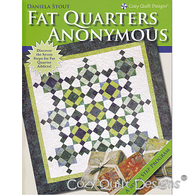 Fat Quarters Anonymous Book