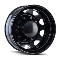 IonBilt IB02 Rear Wheels Rims Rear Black 24.5x8.25 10x285.75 168 | IB02-24810MR