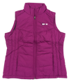 Berry Puffy Vest
