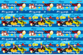 CRASH IF I WANT TO BIRTHDAY GIFT WRAP-12 PACK SALE