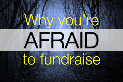 Are you afraid to fundraise for your mission trip?