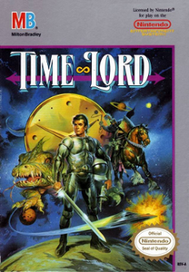 *USED* Time Lord