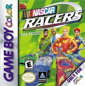 *USED* NASCAR RACERS [E]