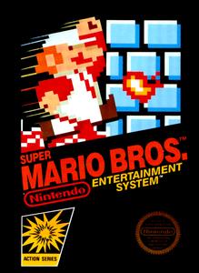 *USED* Super Mario Bros